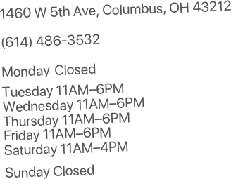 1460 W 5th Ave, Columbus, OH 43212